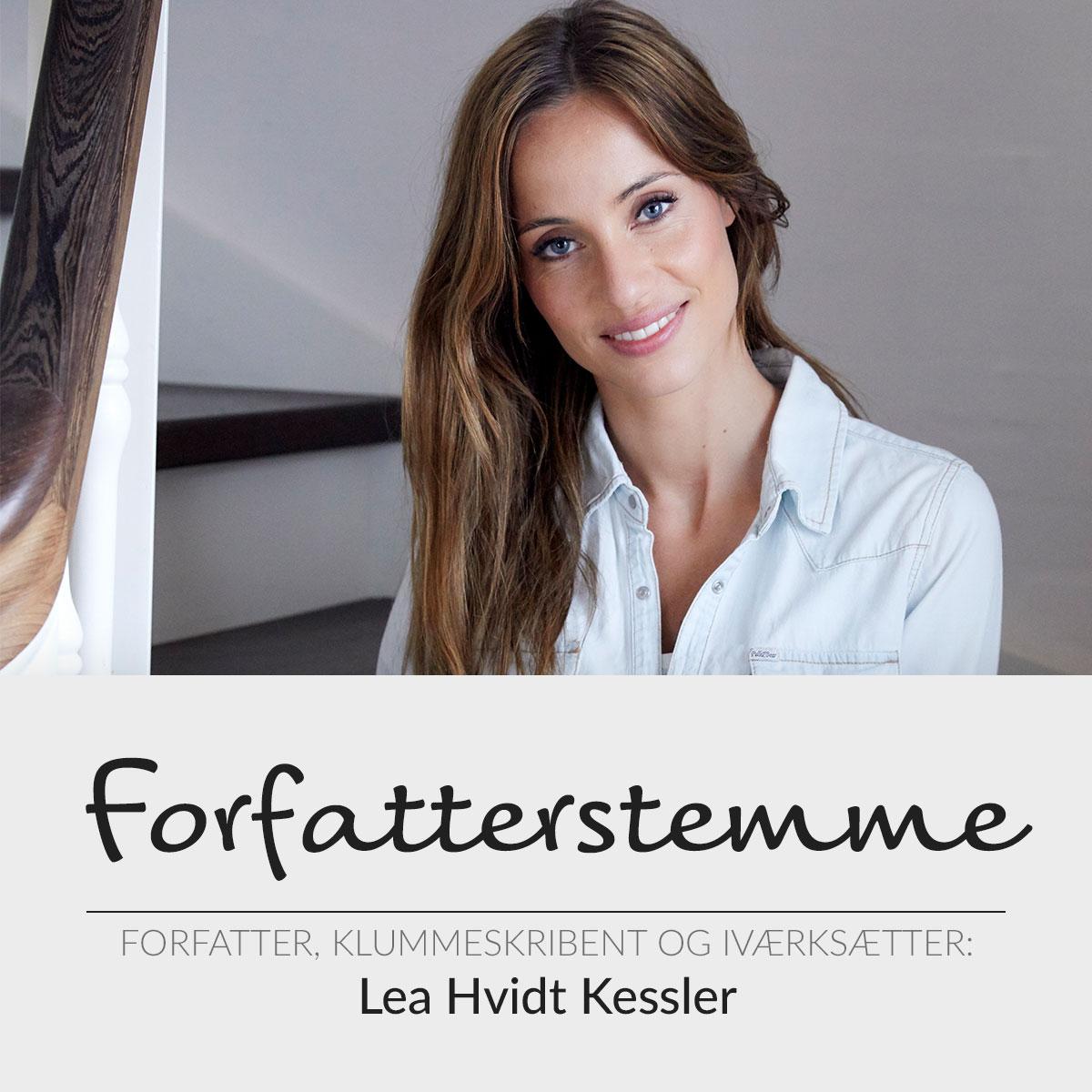 Lea Hvidt Kessler er forfatteren bag Bryllupsplanlæggeren