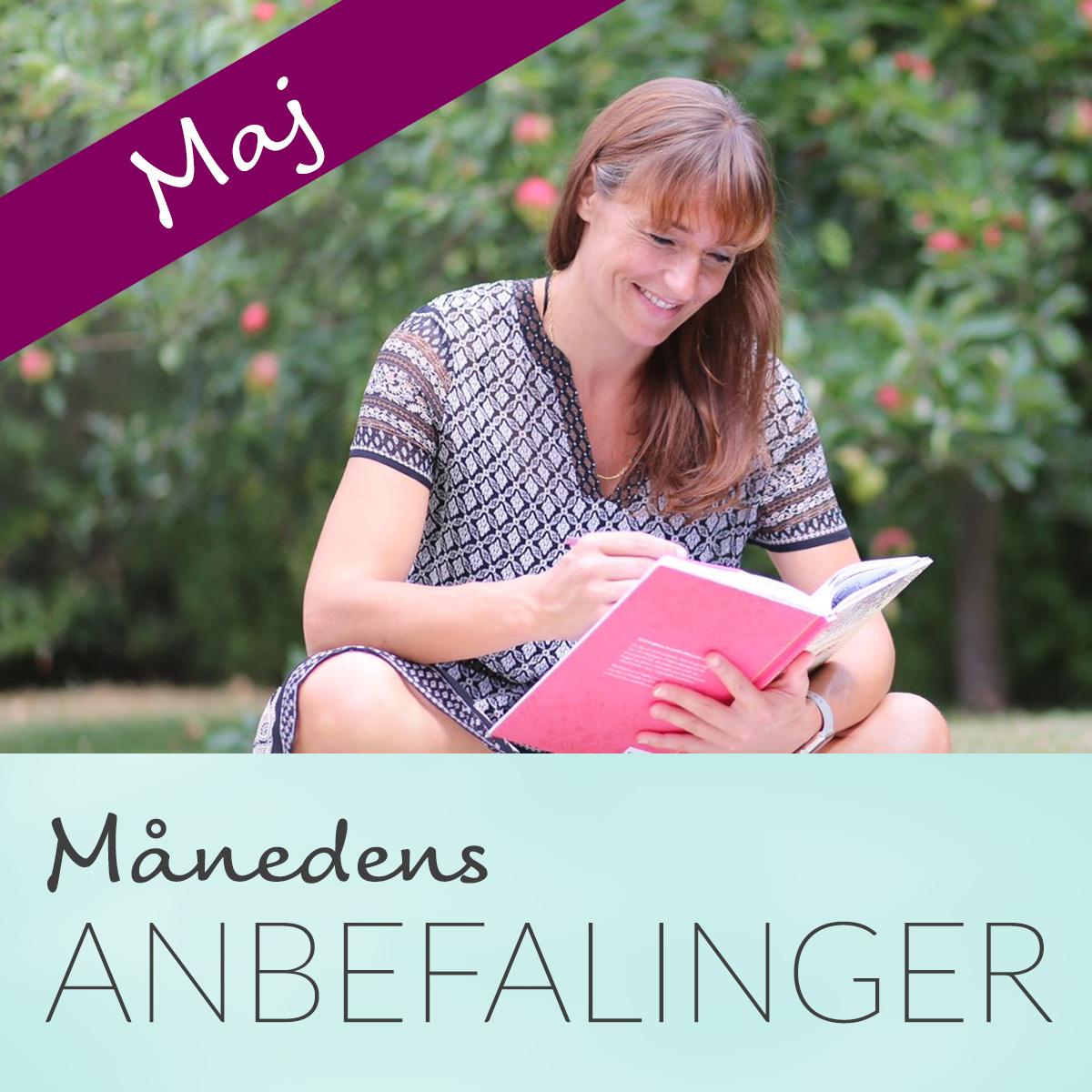Mia Wagner månedens boganbefalinger maj Plusbog gode bøger