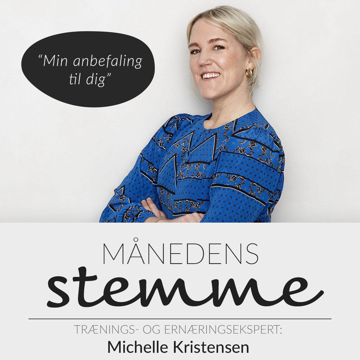 Michelle Kristensen anbefaler Offer 2117