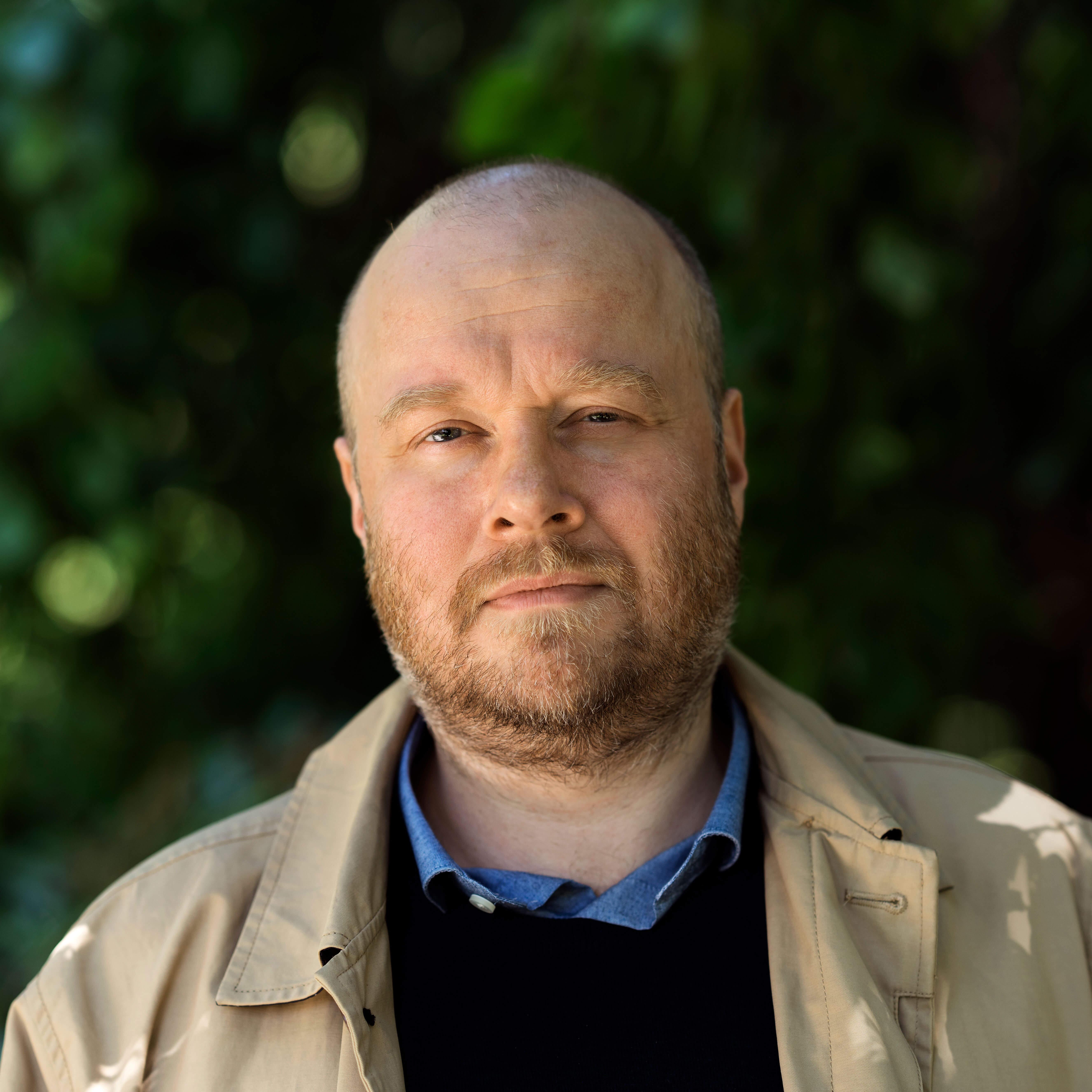 Torben Munksgaard månedens stemme på Plusbog.dk