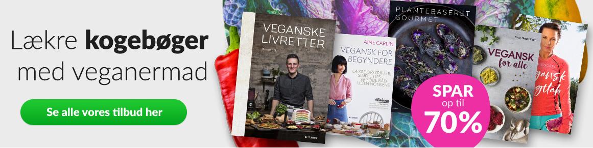 956ee843ea0 Kategori   Vegansk madlavning   Find veganske kogebøger   Plusbog