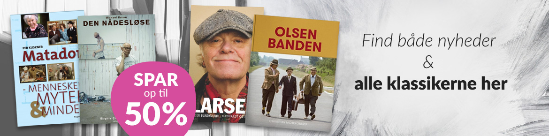 kim larsen, Olsen Banden, Matador, kunst mm.