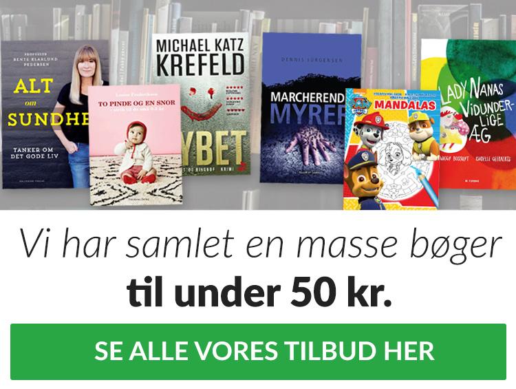 Bøger til under 50 kr.