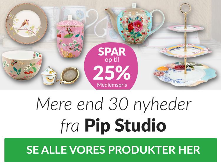 tilbud på Pip studio kopper, krus, gave. Spar min. 25%