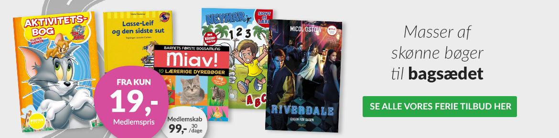 Billige bøger til børn