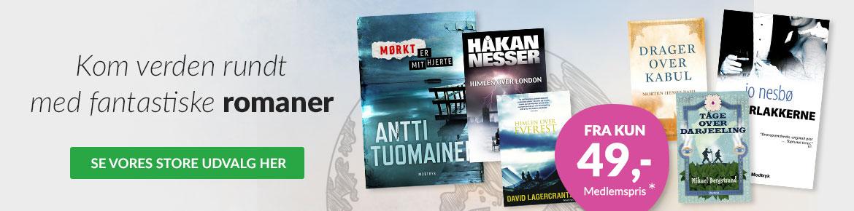 Romaner om verdens byer