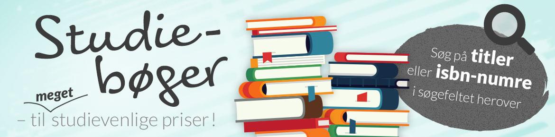Køb billige studiebøger hos Plusbog.
