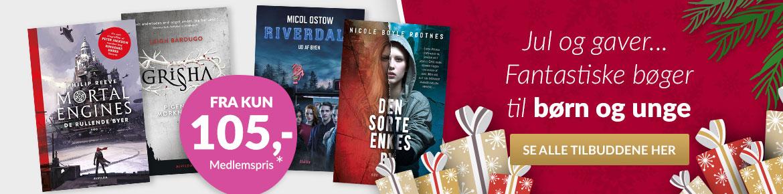 Væk fra virkeligheden - ungdomsromaner af en anden verden
