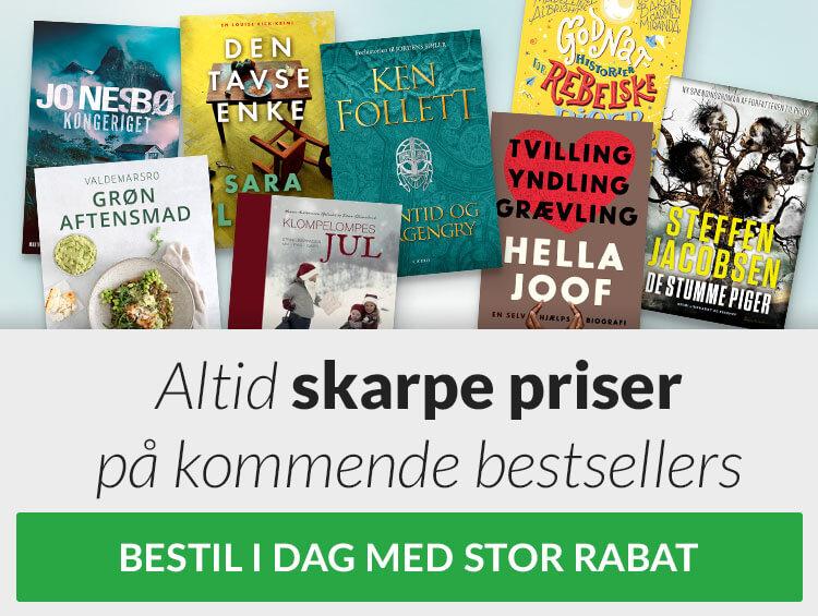 de nyeste titler til ultra lave priser hos Plusbog.dk