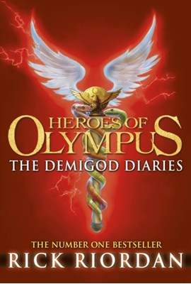 The Demigod Diaries (Heroes of Olympus) Rick Riordan 9780141344379