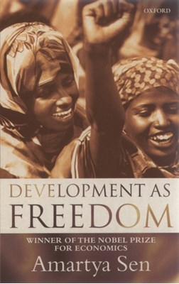 Development as Freedom Amartya Sen 9780192893307