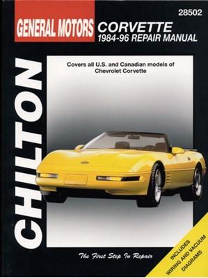 Chevrolet Corvette (84 - 96) (Chilton) Chilton, Np-Chilton, The Nichols/Chilton 9780801991035