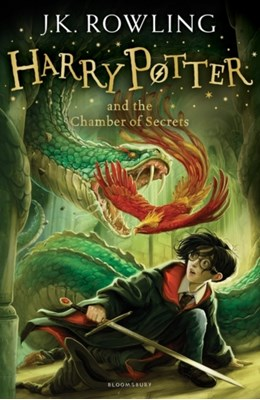 Harry Potter and the Chamber of Secrets J. K. Rowling 9781408855669