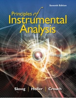 Principles of Instrumental Analysis Douglas Skoog, Stanley Crouch, F Holler 9781305577213