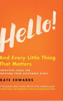 Hello! Kate Edwards 9781137489708