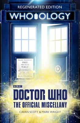 Doctor Who: Who-ology Mark Wright, Cavan Scott 9781785943027
