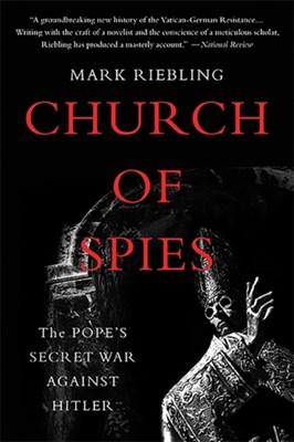 Church of Spies Mark Riebling 9780465094110