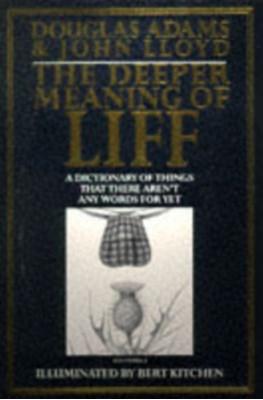 Deeper Meaning of Liff Douglas Adams 9780330322201