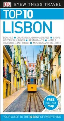 Top 10 Lisbon DK 9780241253977