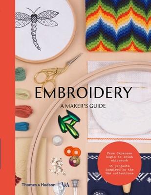 Embroidery V&A 9780500293270