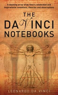 Da Vinci Notebooks Leonardo da Vinci 9781861979872