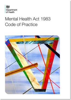 Code of practice Great Britain: Welsh Office, Great Britain: Department of Health 9780113230068