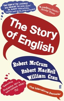 The Story of English Robert McCrum 9780571275083