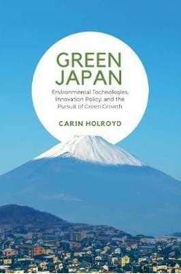 Green Japan Carin Holroyd 9781487502225
