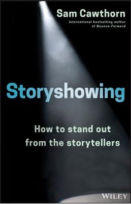 Storyshowing Sam Cawthorn 9780730345886