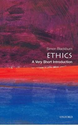Ethics: A Very Short Introduction Simon Blackburn 9780192804426