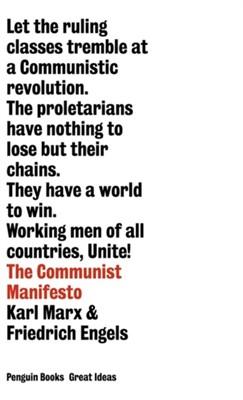 The Communist Manifesto Friedrich Engels, Karl Marx 9780141018935