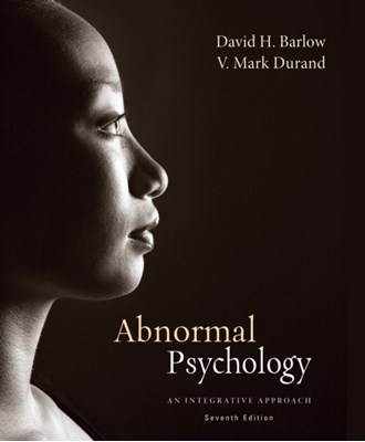 Abnormal Psychology David Barlow, V. Mark Durand, David (Boston University) Barlow, V. Mark (University of South Florida Durand, V. (University of South Florida Durand 9781285755618