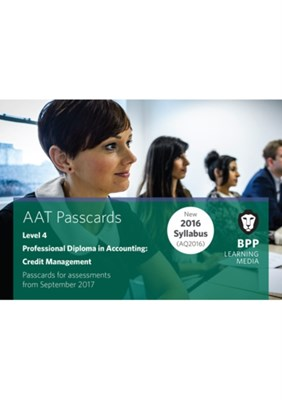 AAT Credit Management BPP Learning Media 9781509712533