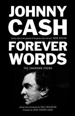 Forever Words Johnny Cash 9781786891969
