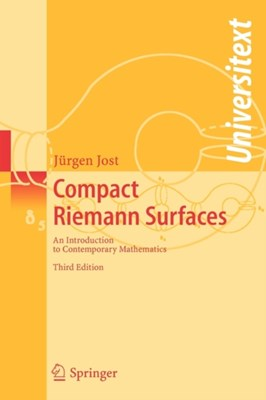 Compact Riemann Surfaces Jurgen Jost 9783540330653