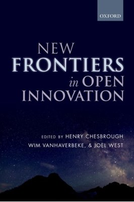 New Frontiers in Open Innovation  9780198803997