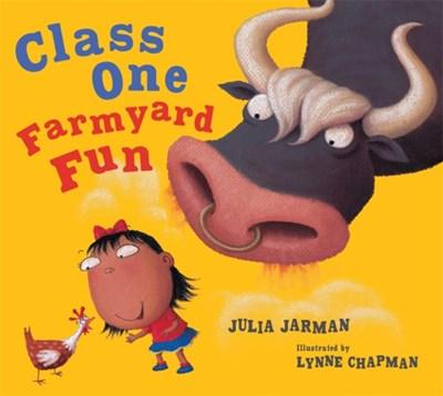Class One Farmyard Fun Julia Jarman 9781444927160