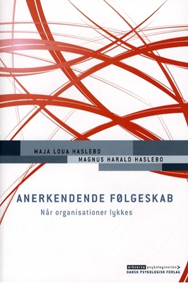 Anerkendende følgeskab Maja Loua Haslebo, Magnus Harald Haslebo 9788777065637