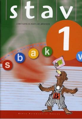 STAV 1 - Elevens bog, 3. udgave Inger-Lise Jørgensen, Lisbet Bjerg 9788771584011
