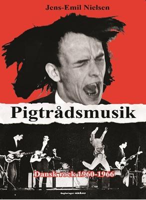 Pigtrådsmusik Jens-Emil Nielsen 9788790184667