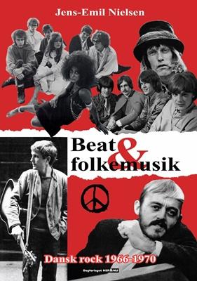 Beat og folkemusik Jens-Emil Nielsen 9788790184759