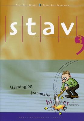STAV 3 - Elevens bog, 4. udgave Inger-Lise Jørgensen, Poul Erik Jensen 9788771584035