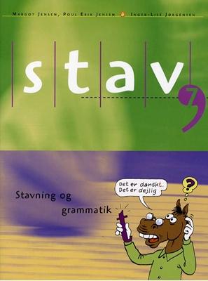 STAV 7 - Elevens bog, 4. udgave Inger-Lise Jørgensen, Margot Jensen, Poul-Erik Jensen 9788771584073