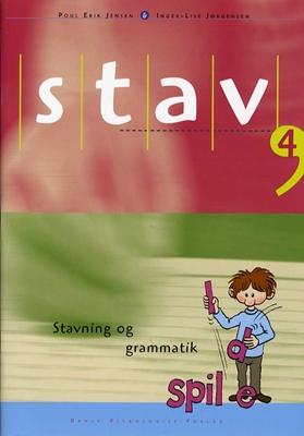 STAV 4 - Elevens bog, 4. udgave Inger-Lise Jørgensen, Poul Erik Jensen 9788771584042