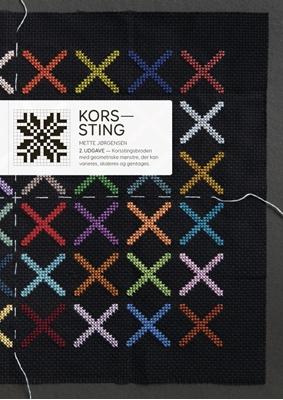 Korssting Mette Jørgensen 9788792921215