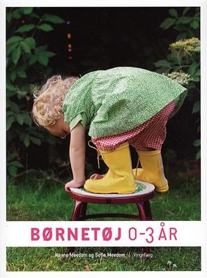 Børnetøj 0-3 år Hanne Meedom, Sofie Meedom 9788799141418