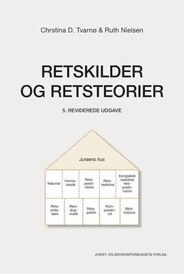 Retskilder og retsteorier Ruth Nielsen, Christina D. Tvarnø 9788757437645
