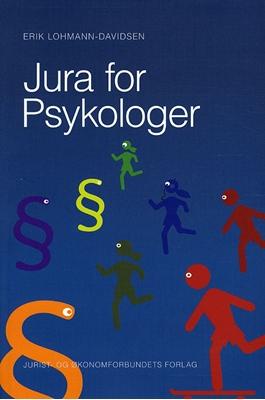 Jura for Psykologer Erik Lohmann-Davidsen 9788757421613