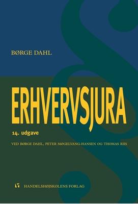 Erhvervsjura Børge Dahl, Peter Møgelvang-Hansen, Thomas Riis 9788762904545