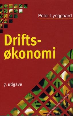 Driftsøkonomi Peter Lynggaard 9788762903418